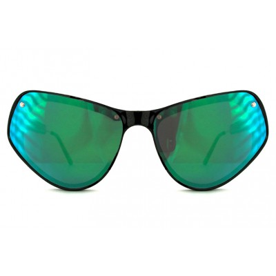 Γυαλιά Ηλίου Spitfire ULTRA 2 Black / Green Mirror