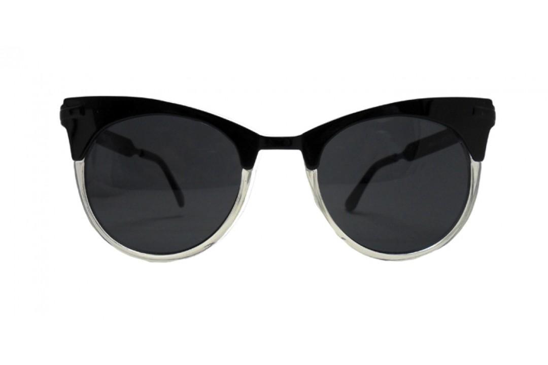 22e3e75e42a Sunglasses Spitfire ANGLO2 Black   Clear   black