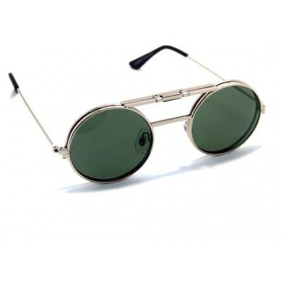 Γυαλιά Ηλίου Spitfire LENNON FLIP Silver & Clear / black