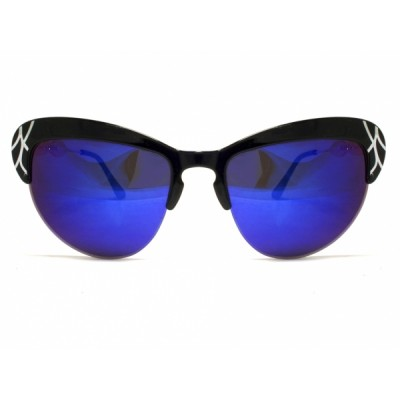 Γυαλιά Ηλίου Spitfire PRO WINGS Black & Silver / blue
