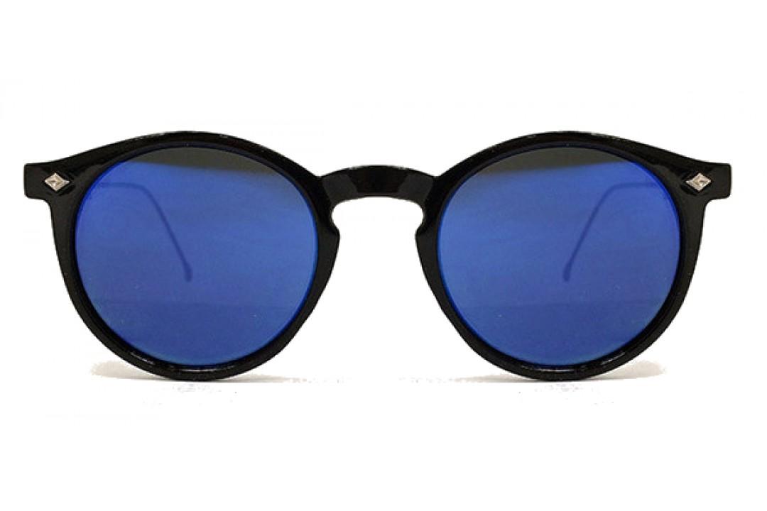 af8c429629 Γυαλιά Ηλίου Spitfire FLEX Black   Gold   blue Mirror