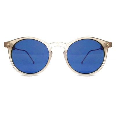 08a609054d Sunglasses Spitfire FLEX Clear   Gold   blue Mirror