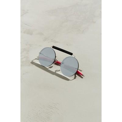 Γυαλιά Ηλίου Spitfire Amnesia Silver/Black/Silver Mirror/Pink Tip
