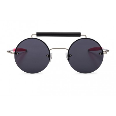 e06e1b543d Γυαλιά Ηλίου Spitfire Amnesia Silver Black Black Pink Tip