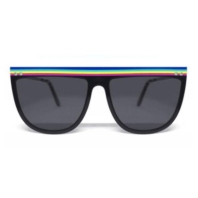Γυαλιά Ηλίου Spitfire Echo Beach Black/Top Rainbow/Black