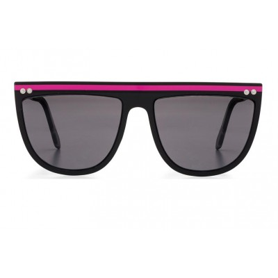 Γυαλιά Ηλίου Spitfire Echo Beach Matt Black/Pink/Black