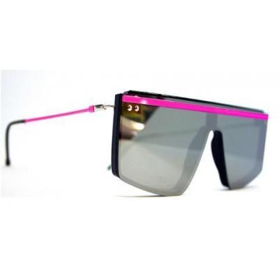 Γυαλιά Ηλίου Spitfire HACIENDA Black/Pink/Silver Mirror