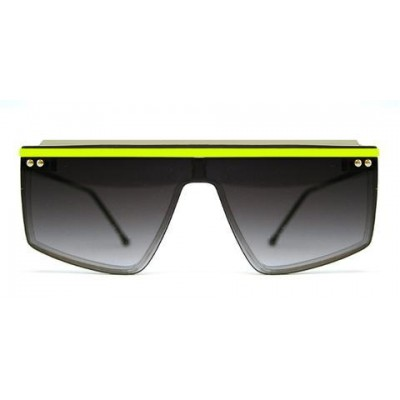 Γυαλιά Ηλίου Spitfire HACIENDA Clear/Neon Yellow/Black Grad