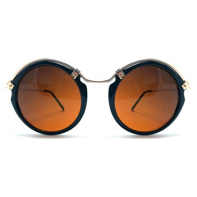 23a4d8a41a Sunglasses Spitfire A-TEEN Black   Gold   brown mirror