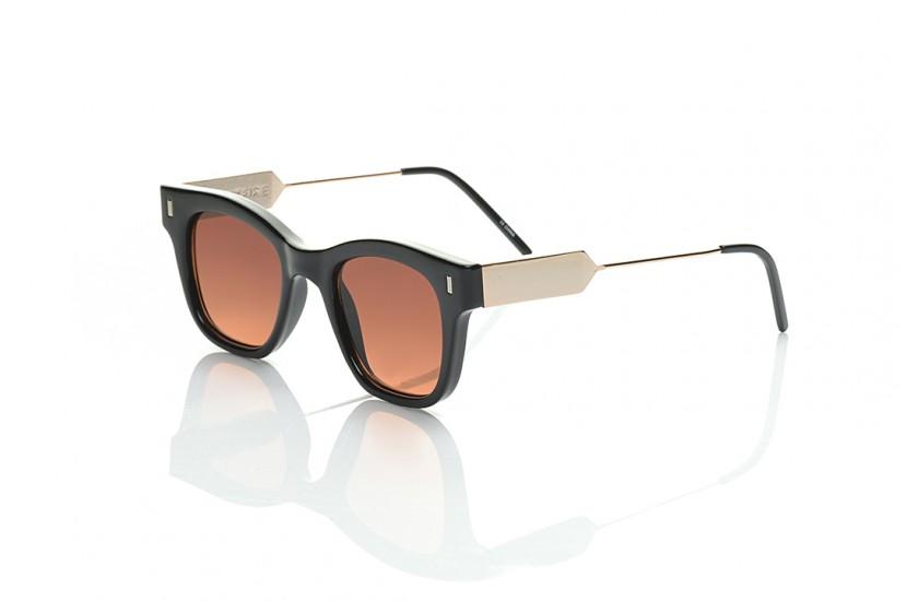 Γυαλιά Ηλίου Spitfire New Wave Black/Bright Brown/Gold Arm