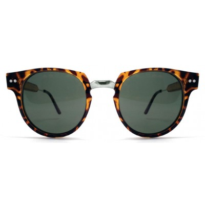 Γυαλιά Ηλίου Spitfire TEDDYBOY 2 Brown Tortoise & Silver / black