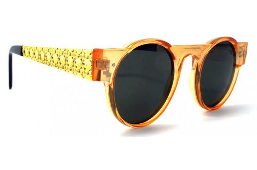 Γυαλιά Ηλίου Spitfire PR 55 Yellow / black