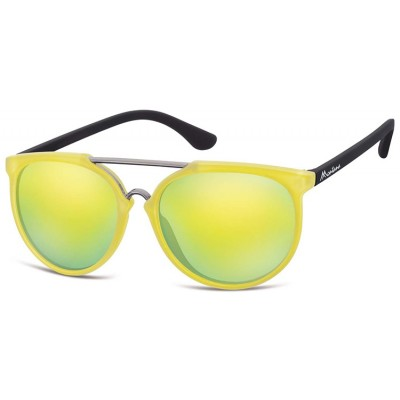 Γυαλιά Ηλίου Montana MS32C Yellow & Revo yellow