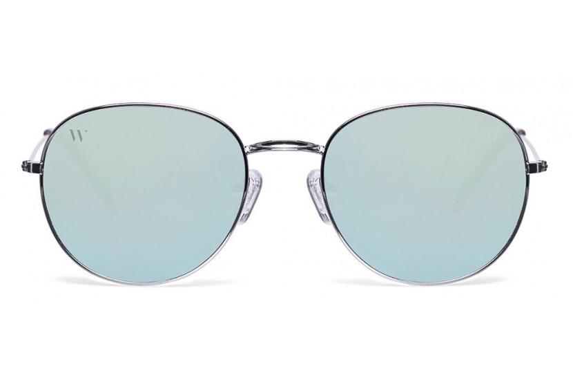 Γυαλιά Ηλίου Wolfnoir AKELA Silver Reflect